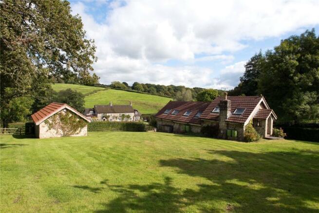 House & Barns