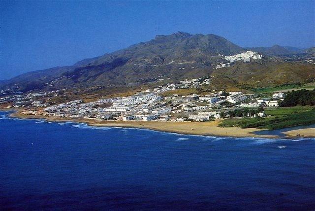 Mojacar playa y  pueblo