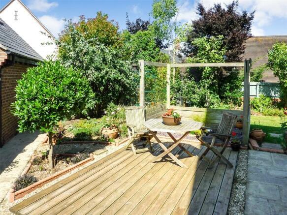 Garden Deck 1