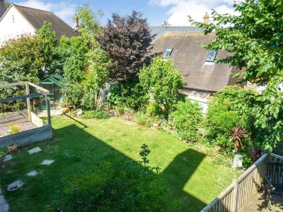 Garden With Deck 2