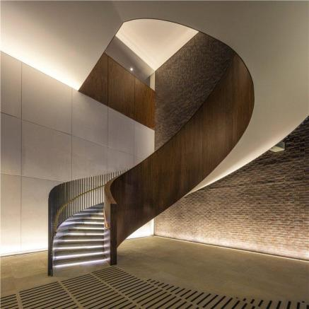 Kings Cross Stairs