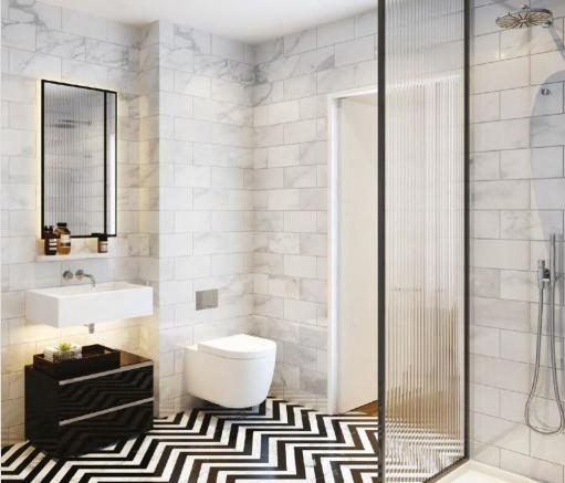 1 Bedroom Apartments In London: 1 Bedroom Apartment For Sale In Wardian, East Tower