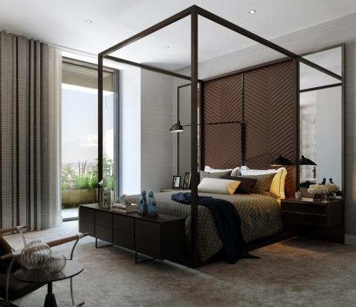Two Bedroom Apartments London: 2 Bedroom Apartment For Sale In Wardian, East Tower