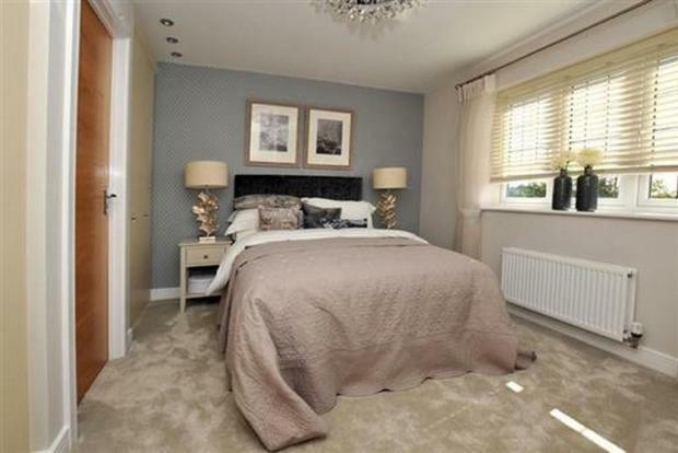 Bedroom 4 Example
