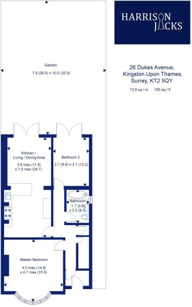 Floorplan for ...
