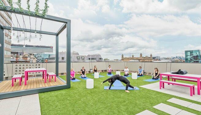 Free Yoga for Tenant