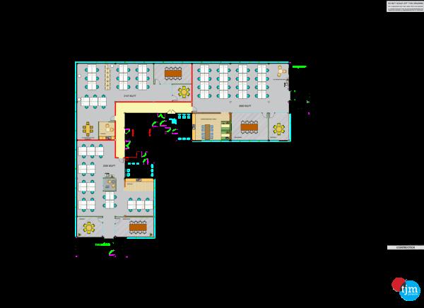 Triple Split Floor