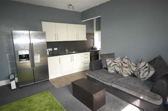 Lounge With Kitchen Area