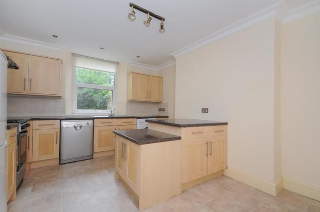 Kitchen-2-bed-flat-MannameadRoad-Plymouth