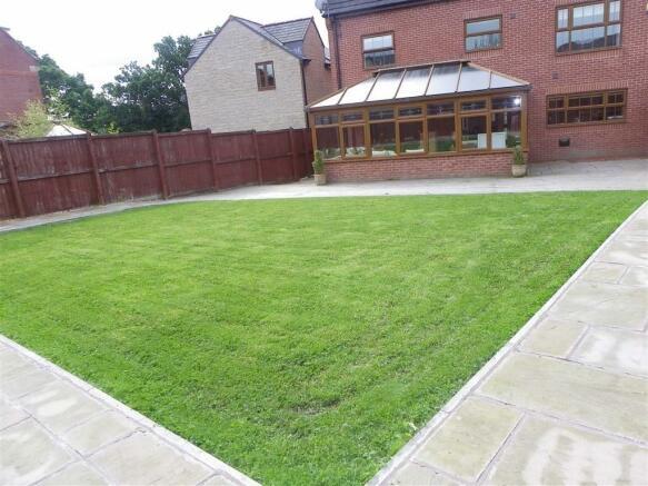 Second View of Rear Garden