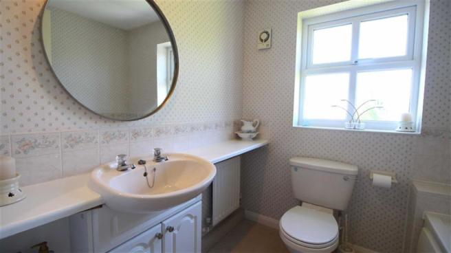 Second view of bathroom