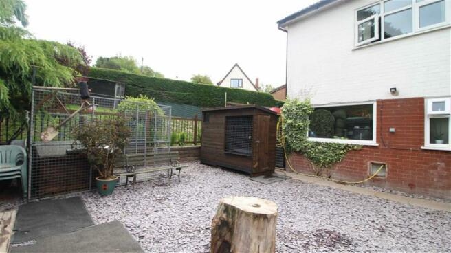 Third view of garden