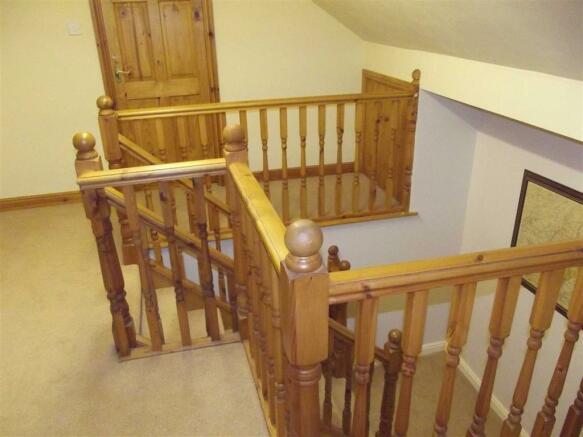 Staircase Landing 2nd Floor