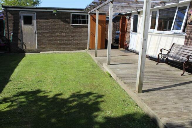 Rear Garden 2nd View