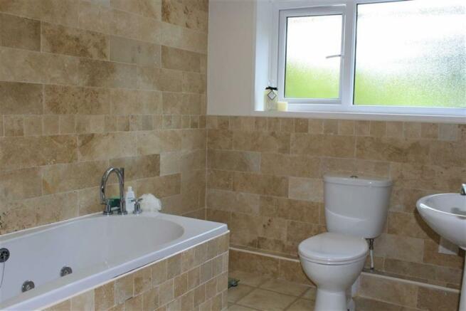 House Bathroom (Downstairs)
