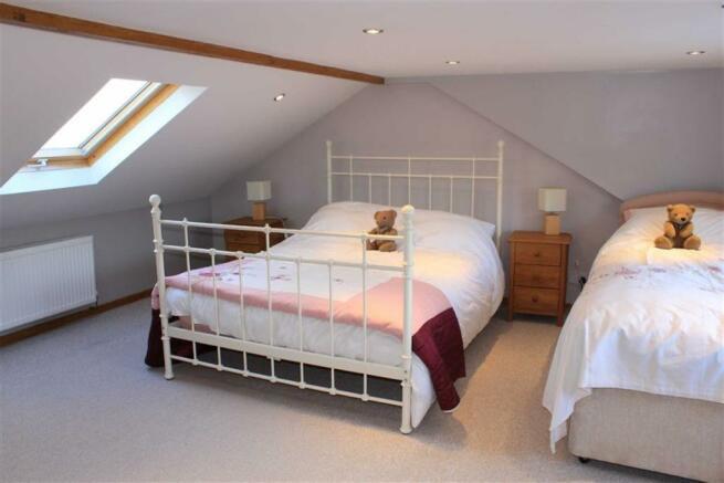 Second View Bedroom 2
