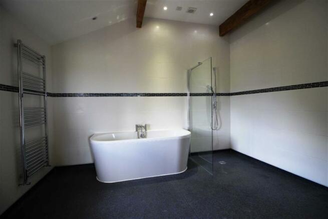 En Suite/Wet Room