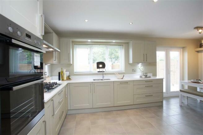 Third view of Kitchen