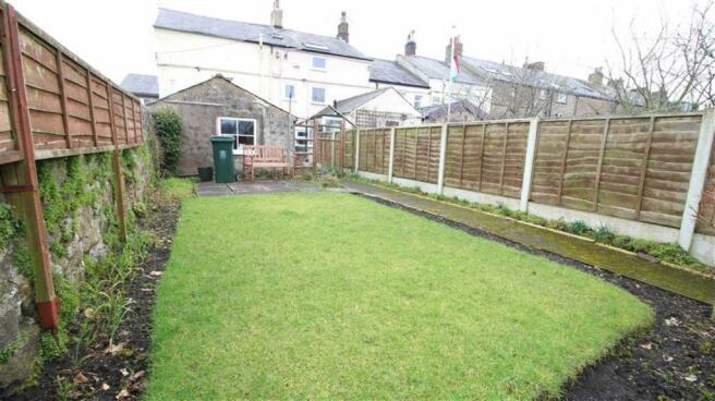 Second view of garden