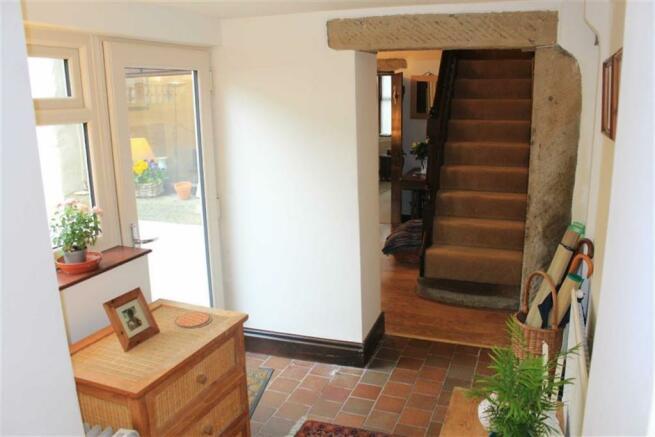 Side Entrance Hallway
