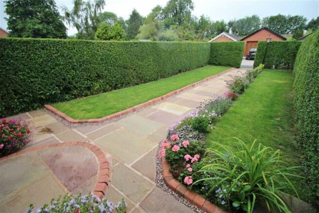 Outside - Rear Garden