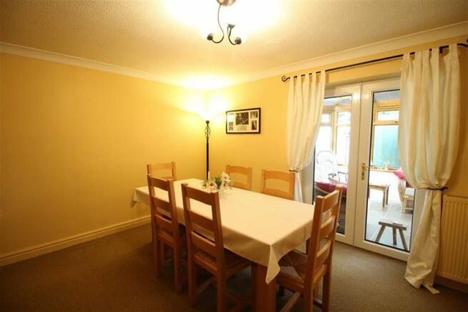 Dining room/ bedroom three