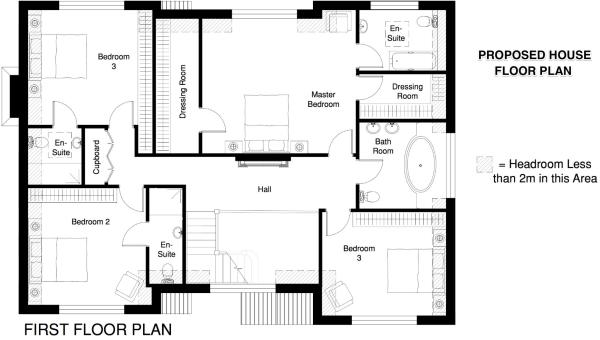 PROPOSED HOUSE PLAN2