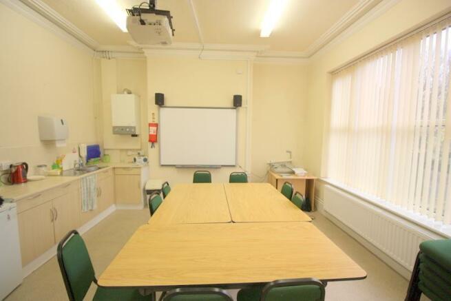 1st Floor Training Room