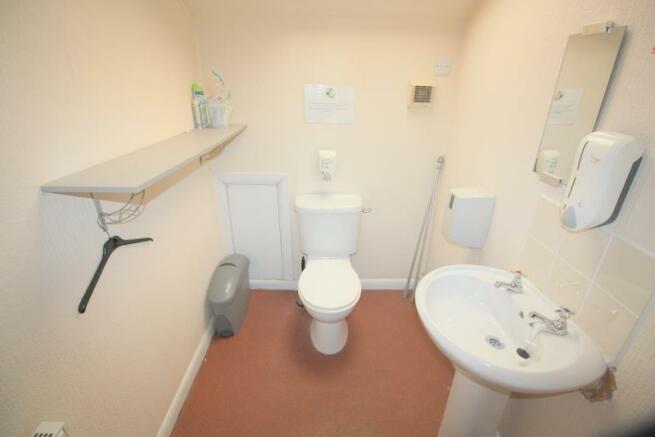 2nd Floor WC