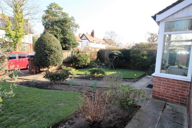 Front and Side Garden