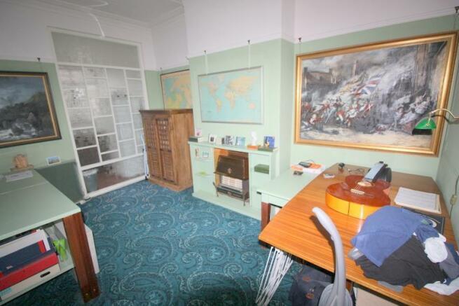 Rear Reception Room