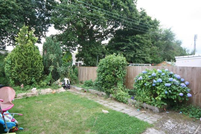 5 rear garden