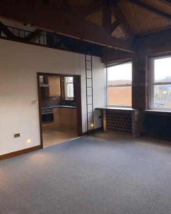 Living Room & Mezzanine