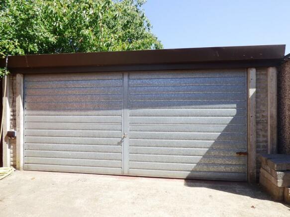 Rear Double Garag...