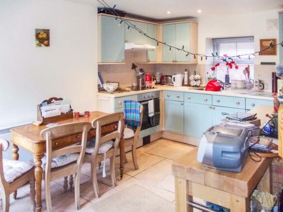 Cottage- Kitchen