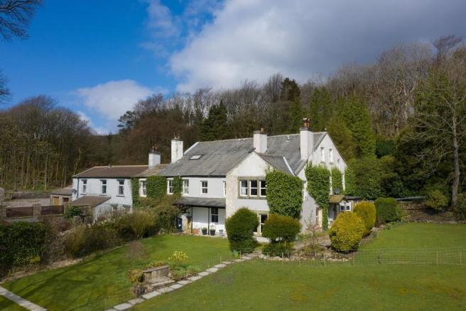 40 Bedroom Semidetached House For Sale In Low Greenfield House Nr New 12 Bedroom House