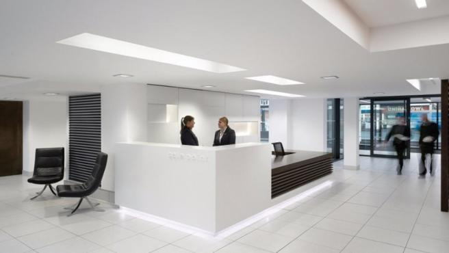 On-site reception