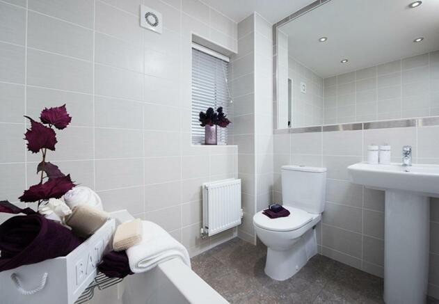 Harborough bathroom