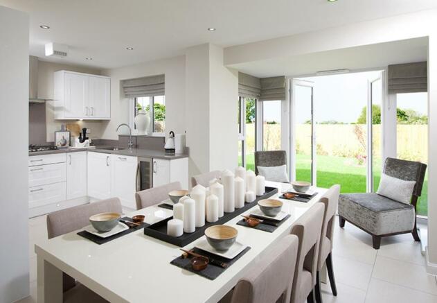Somerton kitchen dining