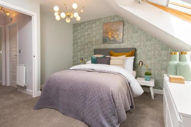 Helmsley bedroom 2