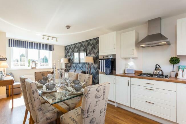 Thornbury kitchen/dining