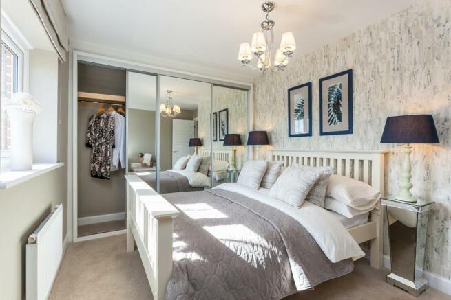 Thornbury second bedroom