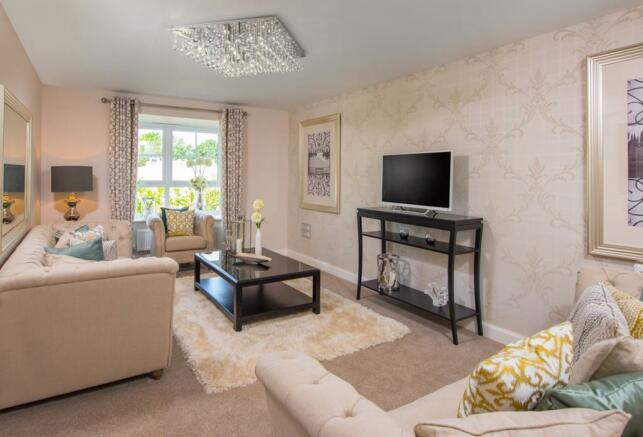 Harborough living room