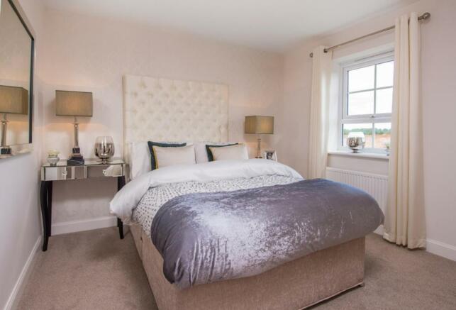 Harborough bedroom 2