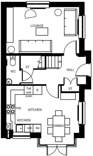 Morpeth II Ground Floor