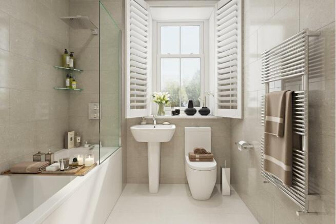 Halstead bathroom