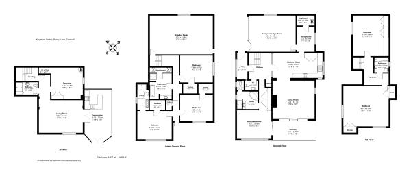 Kingsford Floor Plans