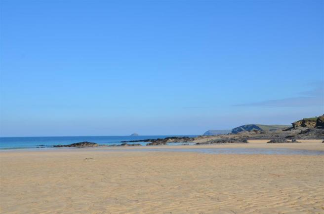Harlyn Bay Beach 200 metres