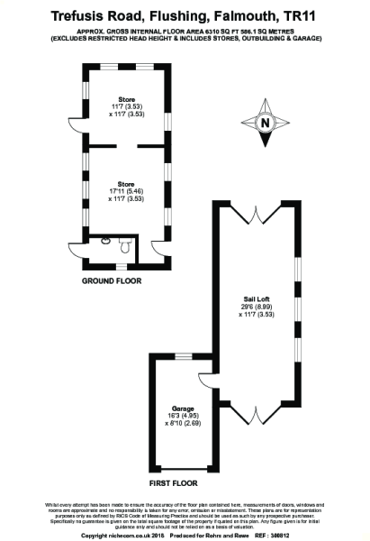 Floorplan - Outbuildings