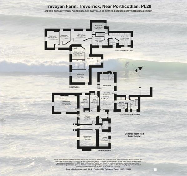 Trevoyan Farmhouse